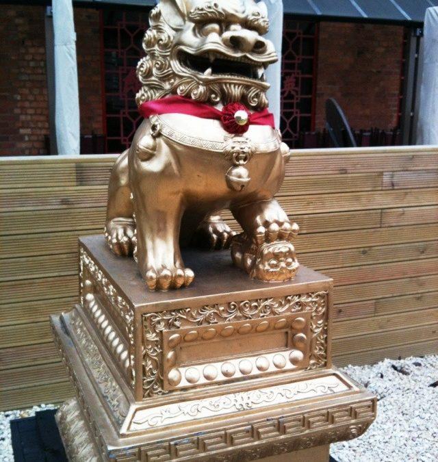 Temperamental Bakers in Birmingham Chinatown