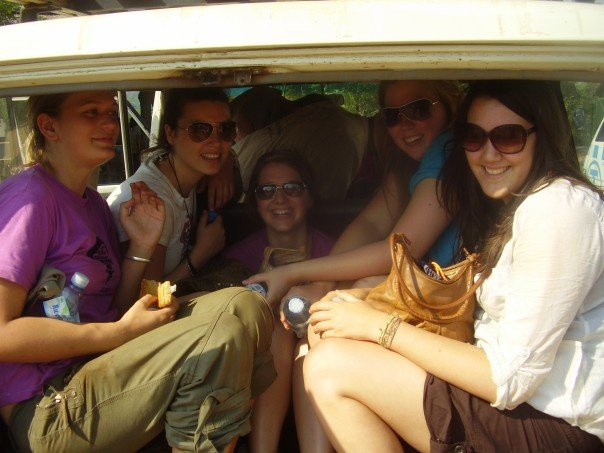 Uganda Project Baby Day #7 – Burtie & Orla vs Ugandan Wildlife