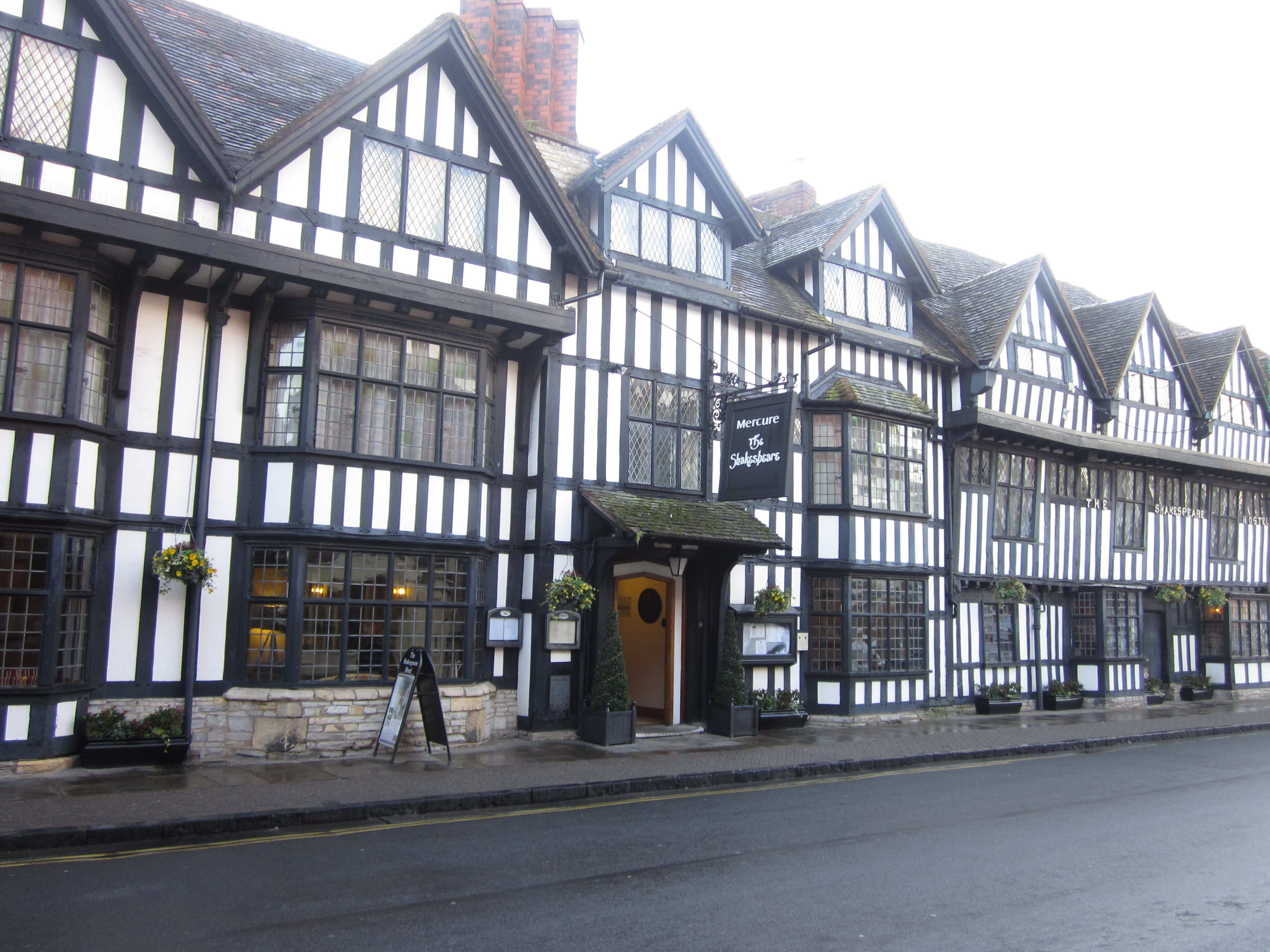 7 things to do in Stratford Upon Avon!