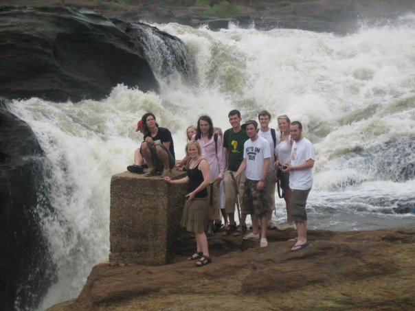 Uganda Project Baby! Day #11 – The Power of Murchison Falls!