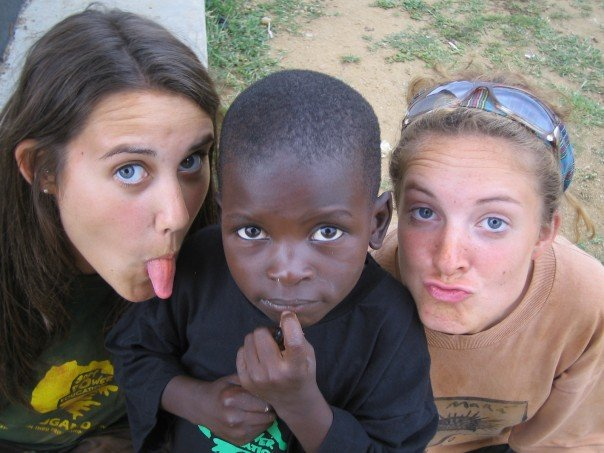 Uganda Project Baby! Day #19 – Do Not Cross a Mother Elephant!