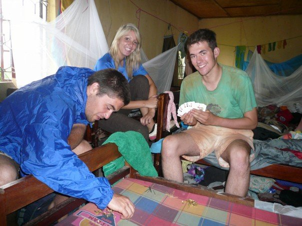 Uganda Project Baby! Day #22 – Poker Rain!
