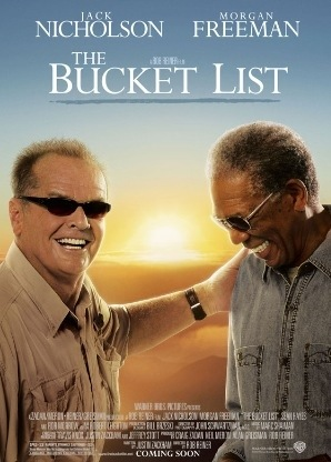 Travel Film Review: The Bucket List (2007)