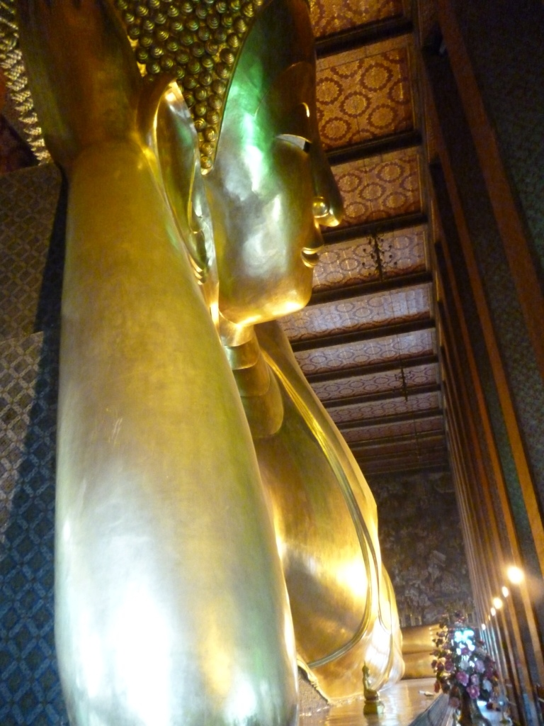Wat Pho – the Reclining Buddha