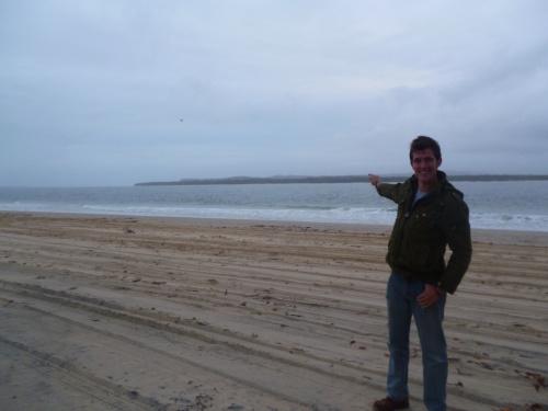 Striking it Lucky at Rainbow Beach