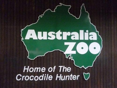 Australia Zoo!
