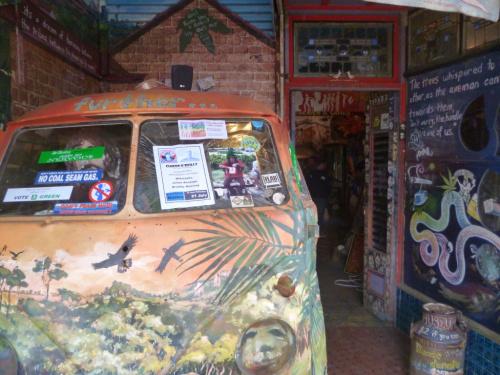 Hippy Times in Nimbin