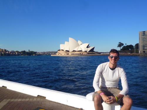 Peeking In Sydney – A Free Walking Tour