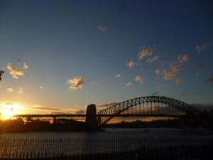 sydney harbour bridge, best country