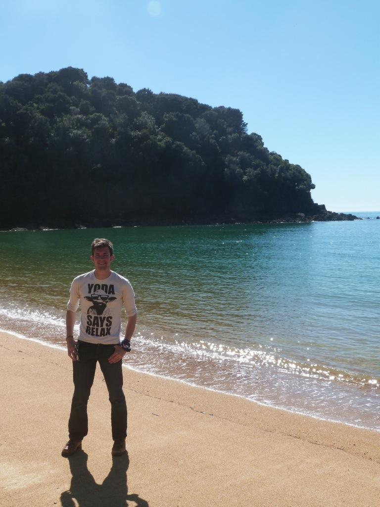 Kiwi Experience Day 9 – The Wild West Coast