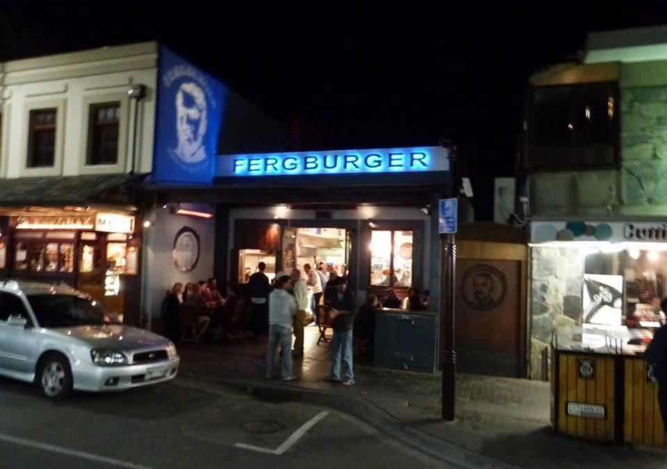 Kiwi Experience Day 16 – Fergburger to ChristChurch
