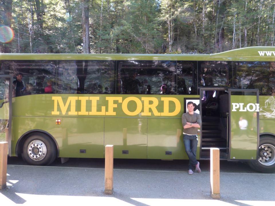 Kiwi Experience Day 15 – Milford Explorer