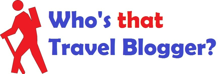 Who's THAT Travel Blogger: Two Bad Tourists