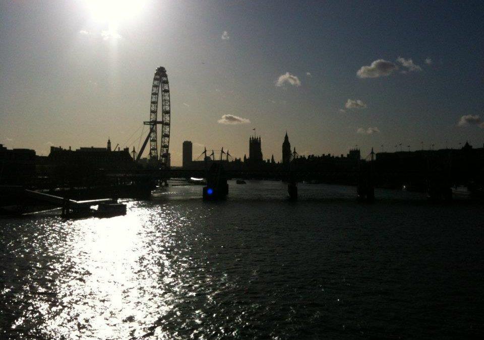 Exploring London's Bankside