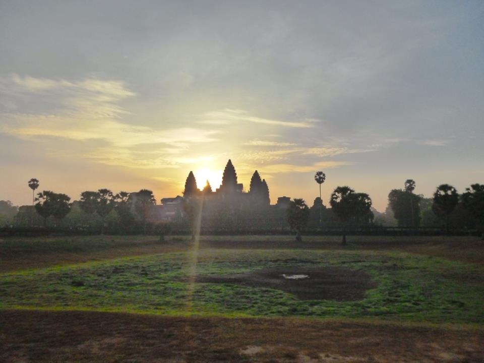 Cambodia on the up and up
