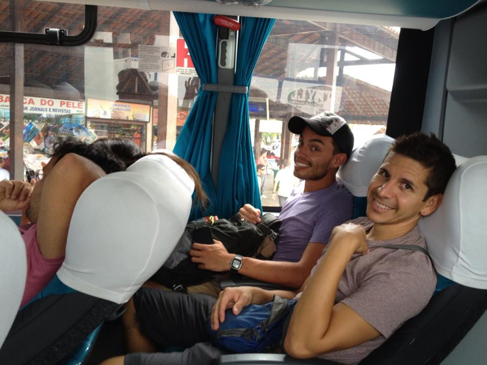 Bus to Rio