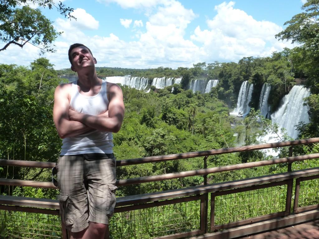iguazu falls, Funny old year