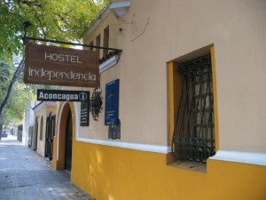 Mendoza-Hostel-Independencia hostels