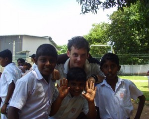 Sri Lanka Volunteering Abroad