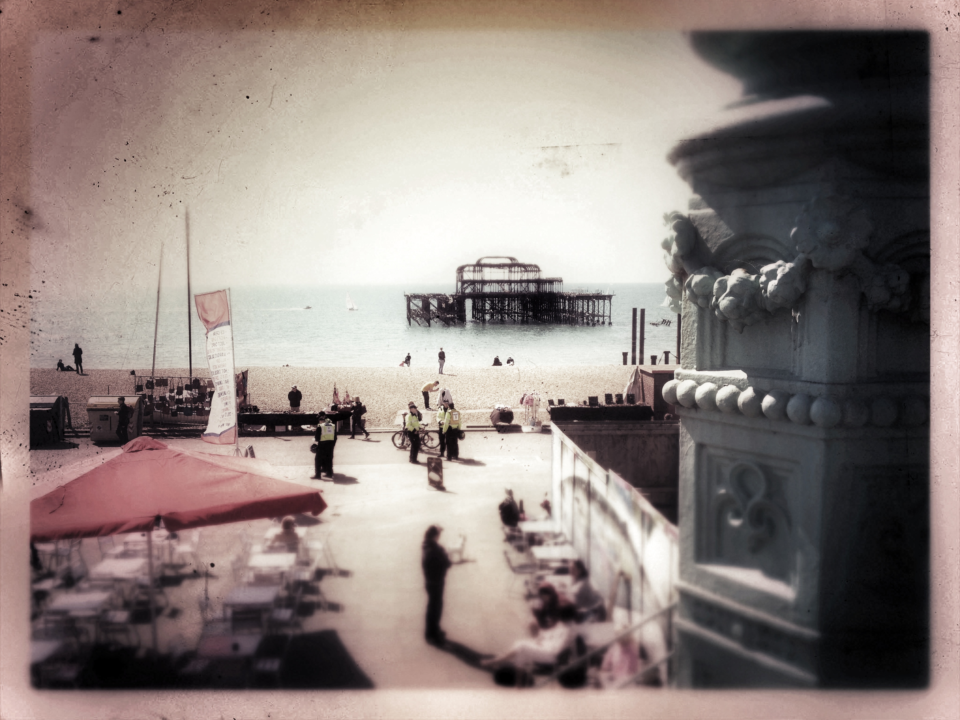 Funky Friday Photo – Brighton Old Pier