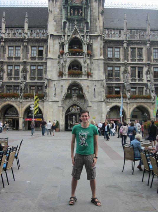 Sightseeing Munich!