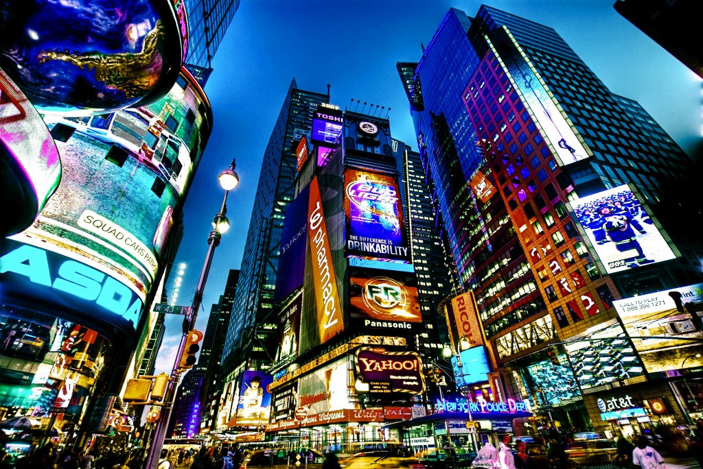 Win a Weekend Trip to New York!