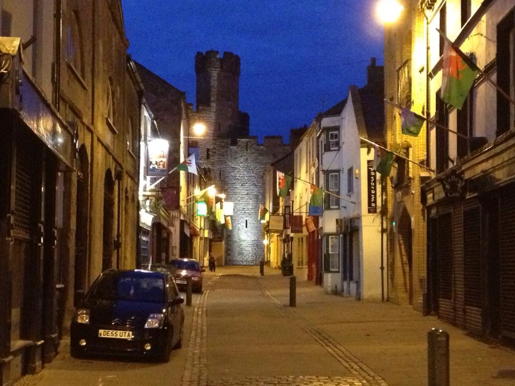 Caernarfon Street Food Where To Eat