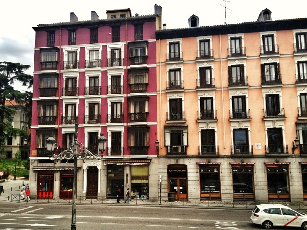 Madrid, Spanish Architecture