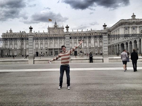 Madrid, Riyal Palace of Madrid