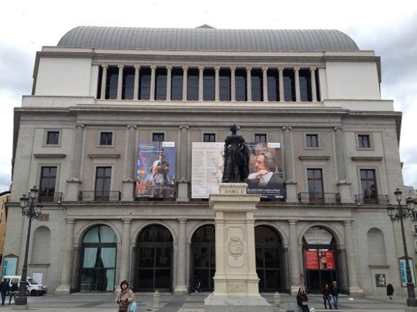 Madrid, Madrid Opera House