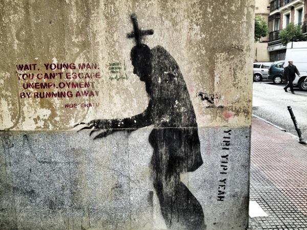Madrid, Street Art of Madrid