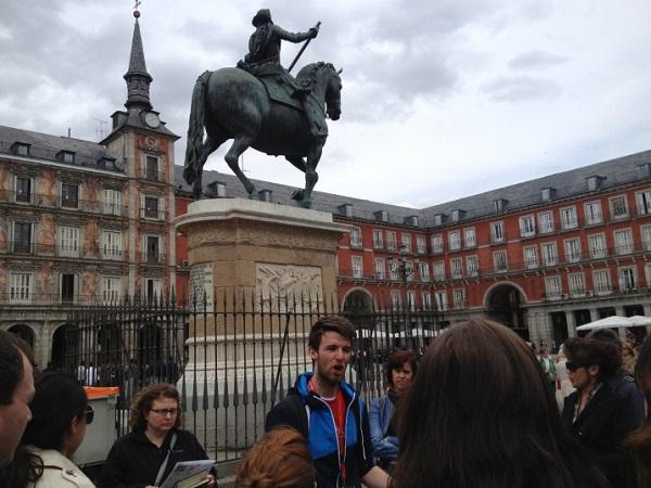 Madrid, Plaza de Mayor