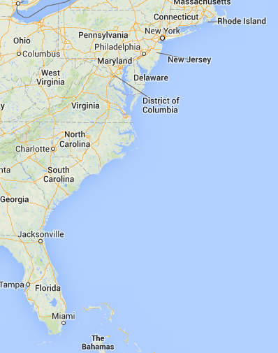 Planning to Travel the East Coast of USA Starting with Florida