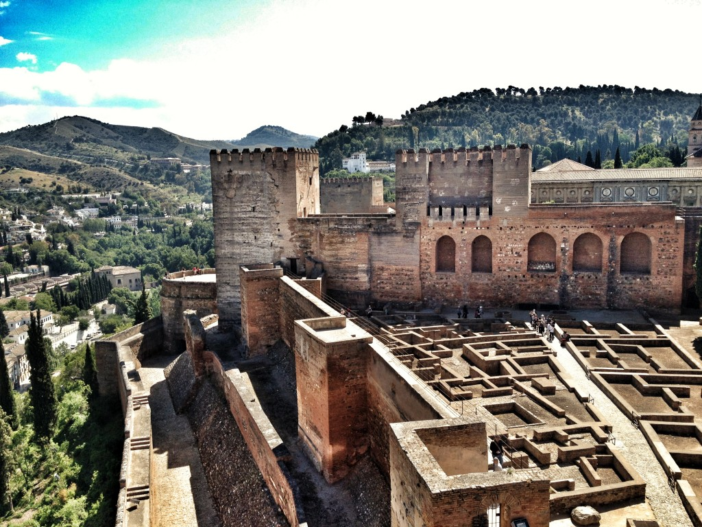 Alhambra, Andalusian Adventure