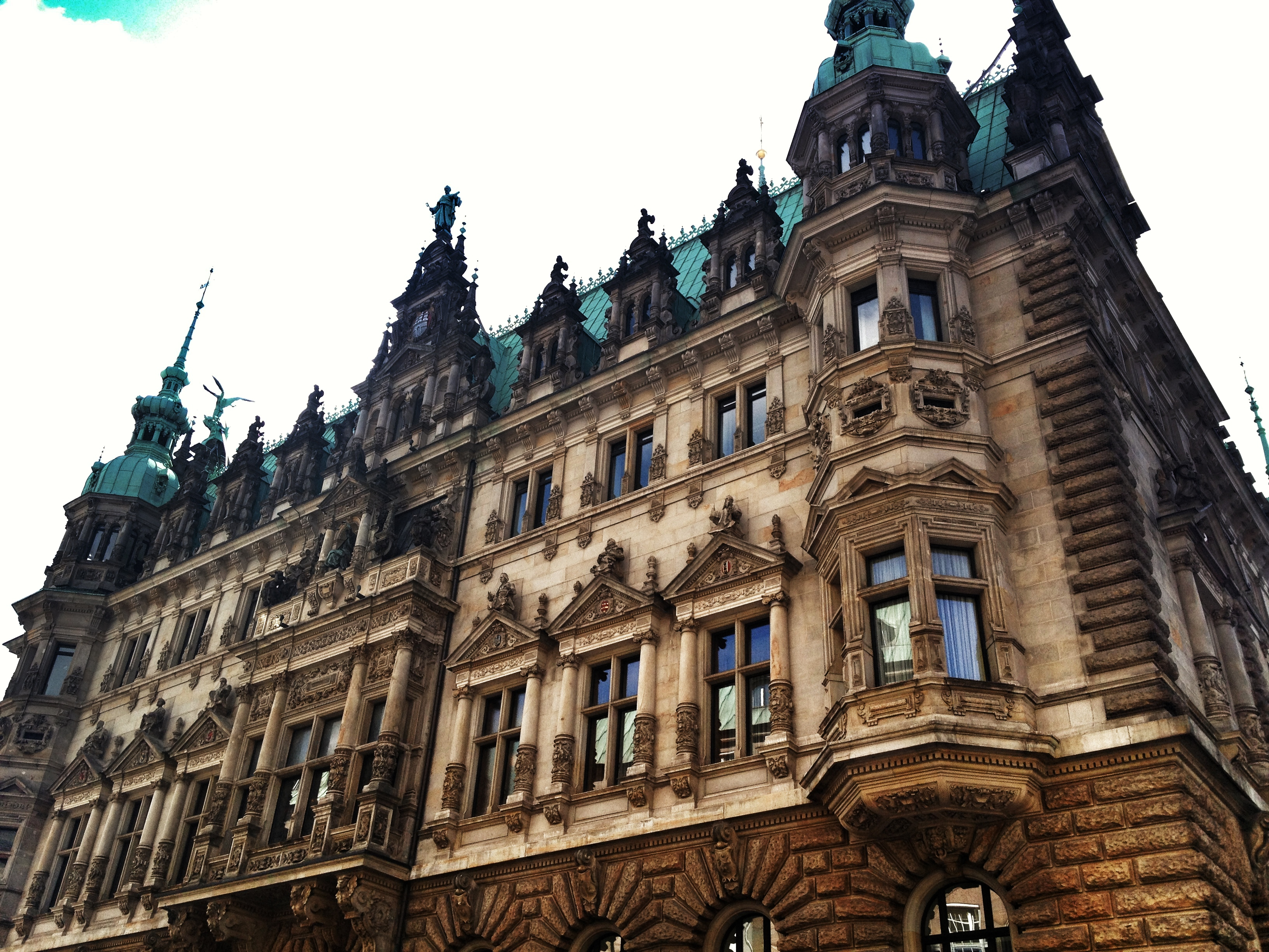 Photos From The Walking Tour of Hamburg