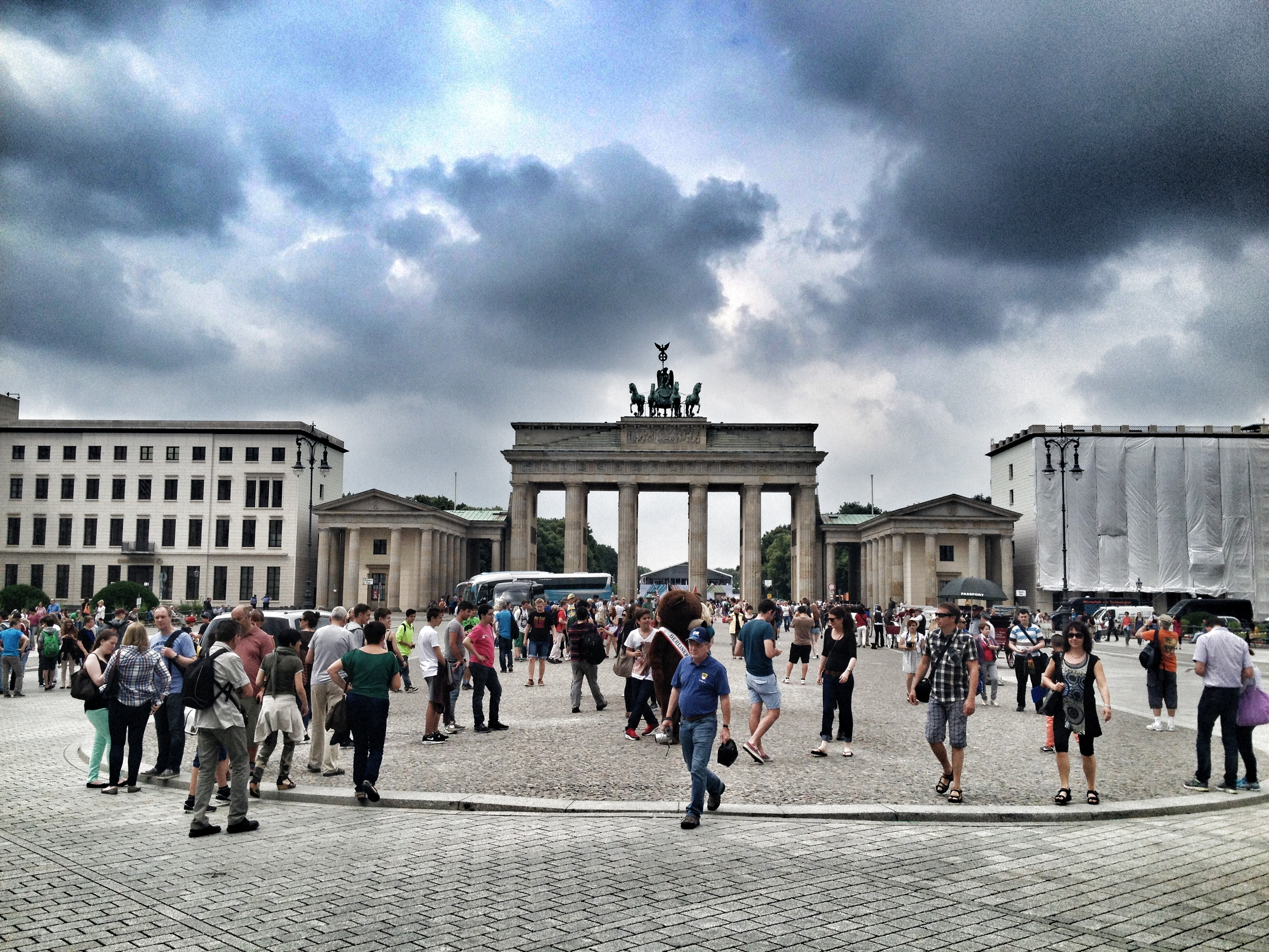 Review: Sandeman's New Europe Tours of Berlin