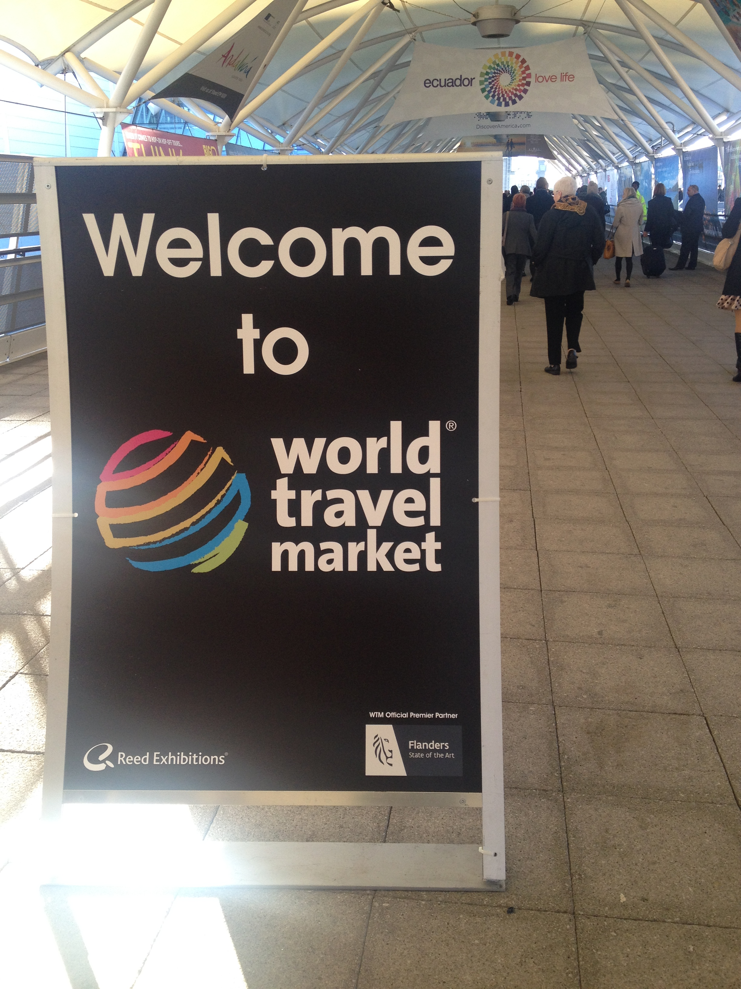 How the World Travel Market was Better in 2013