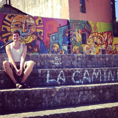 My Destination Article: Getting Off the Wrong Bus Stop in La Boca