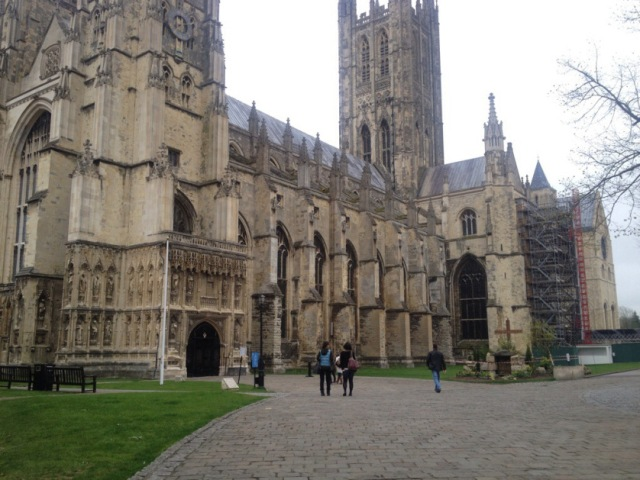 Canterbury Cathedral, 2014