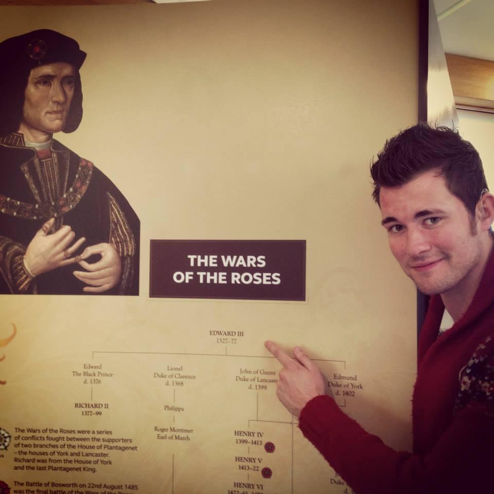 King Richard III, history lesson