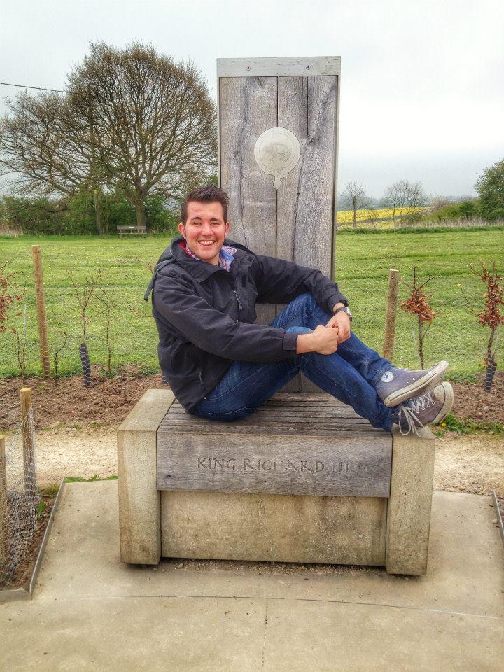 King Richard III, Bosworth