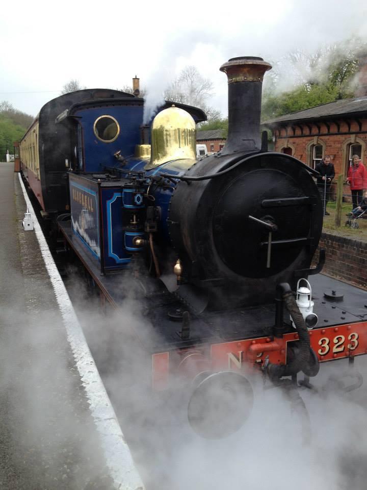 Steam Train, Bosworth