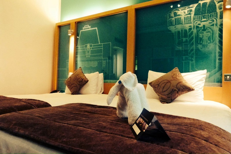 Review: The Cumberland Hotel, London
