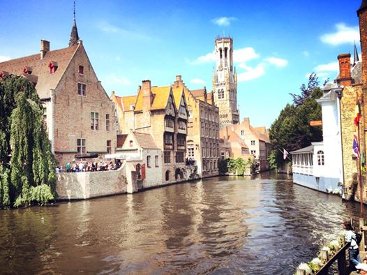 Six Weeks of Summer, Bruges