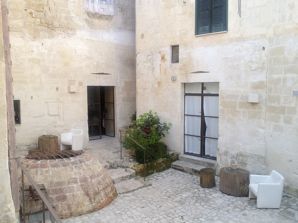 Review: Corte San Pietro, Matera, Basilicata