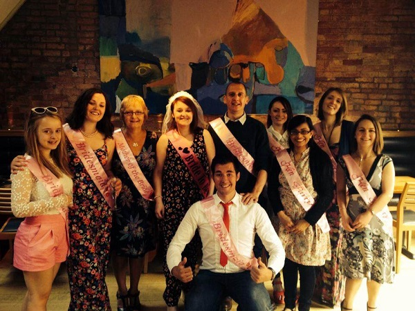 A Hen Do in Leicester