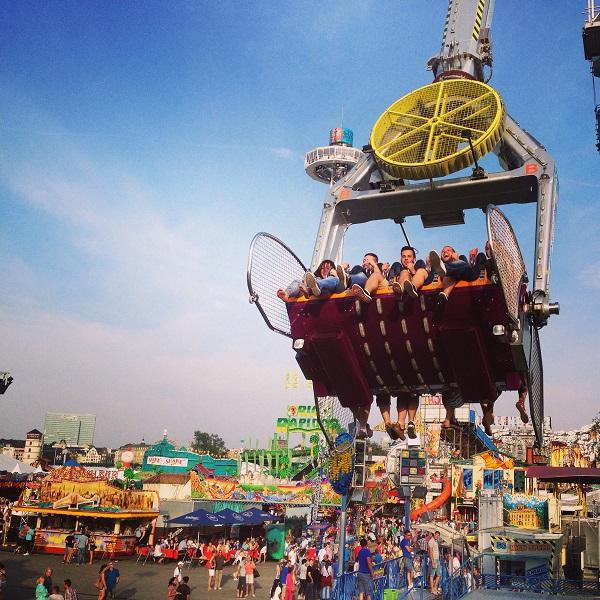 Dusseldorf's Top Eight Youth Hotspots