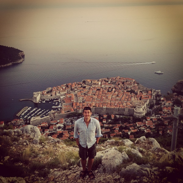 Croatia, 2014, dubrovnik, handsome travel