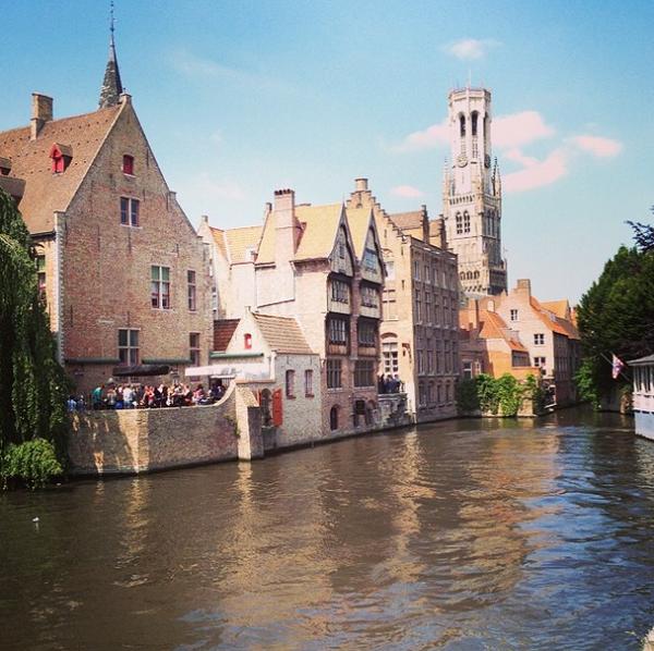 Bruges: The Tourist Grand Infestation