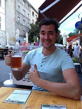 Backpacking in Croatia